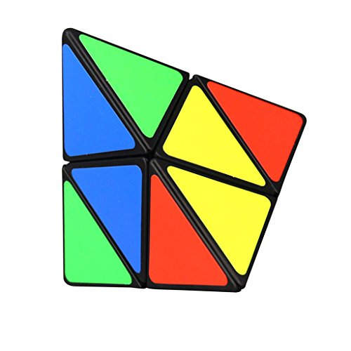 Jili Online Pyramid Pyraminx Magic Cube Speed Cube Kids Educational Toys Party Bag Fillers by Jili Online