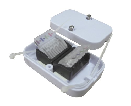 GF2120 TOOL-LESS 10/100/1000 ETHERNET COUPLER/SPLICER - QTY 10 (Netsys Ethernet)