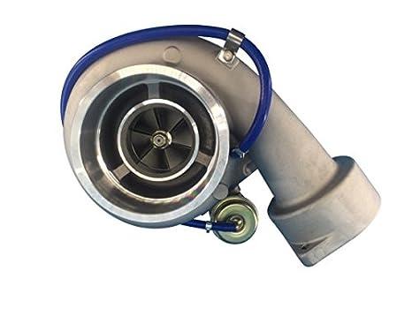 196 - 5951 Cat C15 Turbo para Caterpillar 3406 3406e Turbocompresor: Amazon.es: Coche y moto