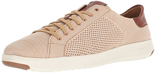 Cole Haan Men's Grandpro Tennis Stitchlite Sneaker, iced Coffee/Brazilian Sand, 7 M US ()