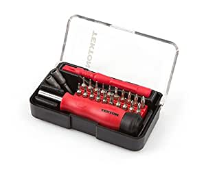 TEKTON 2830 Everybit (TM) Precision Bit and Driver Kit for Electronic and Precision Devices, 27-Piece