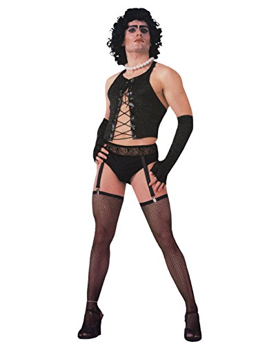 Frank N. Furter Costume - Standard - Chest Size up to 42 -