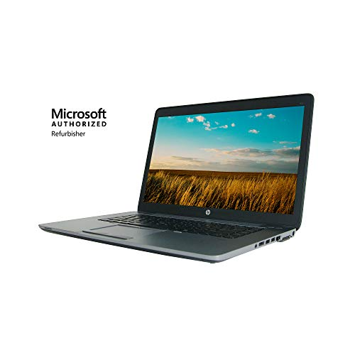 HP EliteBook 850 G2 15.6in Laptop, Core i5-5300U 2.3GHz, 8G RAM, 512GB Solid State Drive, Windows 10 Pro 64Bit (Renewed)