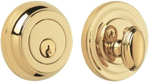 Rockwell IADD100001 Premium Single Deadbolt Be super welcome Profile Cylinder Low Charlotte Mall