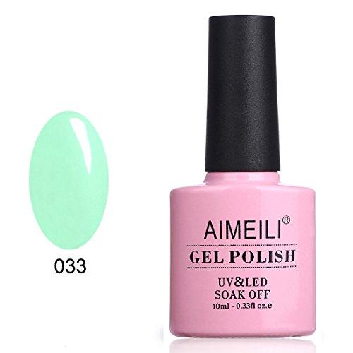 nail polish mint - 8