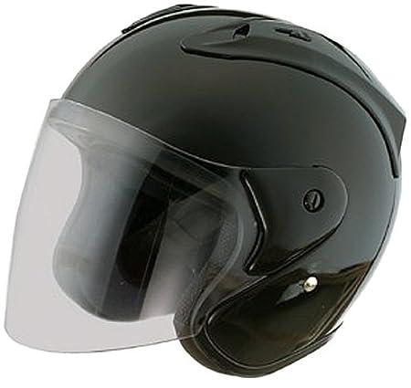 THH T-371 Open Face Helmet Dark Silver, XX-Large