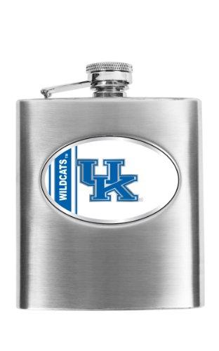 (NCAA Kentucky Wildcats Hip Flask)