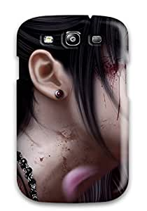 New Premium Flip Case Cover Fantasy Warrior Skin Case For Galaxy S3 8036332K29804067