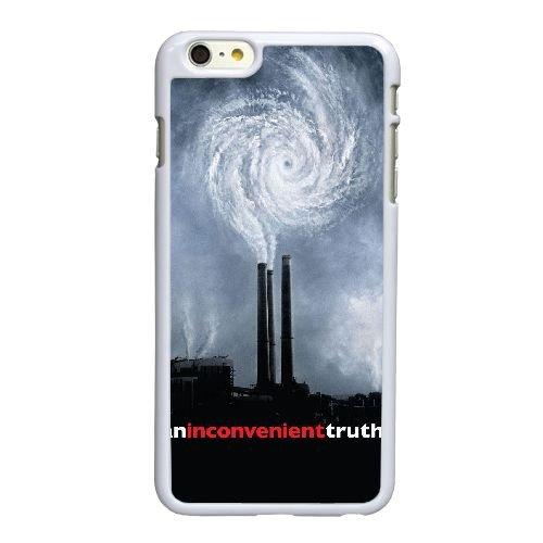 V3R94 An Inconvenient Truth Haute Résolution Affiche W6X6IH coque iPhone 6 Plus de 5,5 pouces cas de couverture de téléphone portable coque blanche RY1EHT2UA