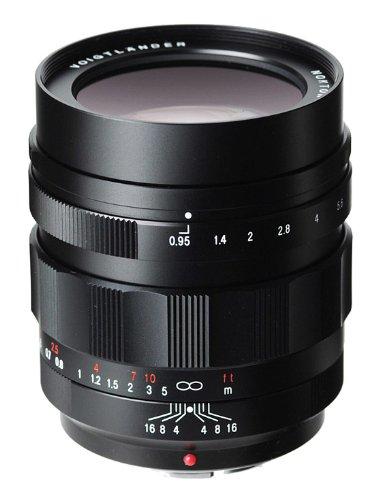 Voigtlaender 42,5/0,95 Nokton 42.5 mm-42.5 mm Lens by Voigtlaender