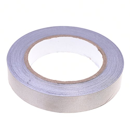 (BCP Conductive Cloth Fabric Adhesive Tape LCD Laptop EMI Shielding Tape-20mmx25M)