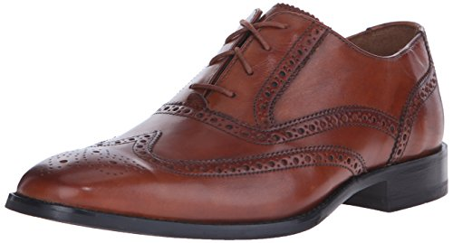 Oxford Cole British Men's Garrett Tan Grand Haan Wingtip vZTzwq