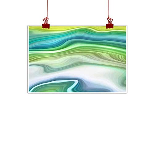 duommhome Modern Frameless Painting Abstract Marbled Background Decorative Painted Texture Liquid Paint marbling Effect Agate Macro Lines Wallpaper Modern Frameless Painting 24