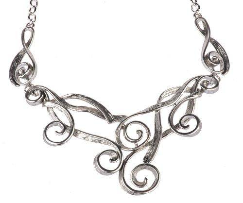 Womens Intricate Statement Necklace Shagwear