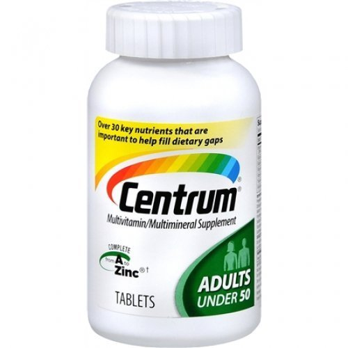 Centrum Multivitamin Tablets, 850-Count Bottle , Centrum-