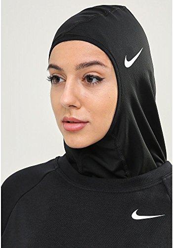 Nike Pro Performance Hijab Dri-Fit Black M/L