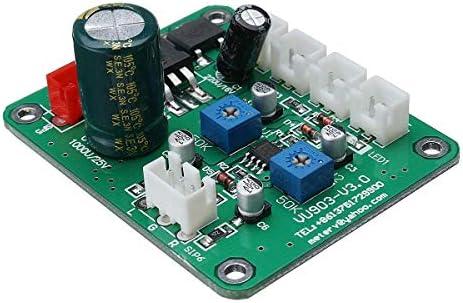 ZT-TTHG ドライバモジュールVUメーター暖かい逆光録音オーディオレベルアンプスポットSteuermodul付き2個