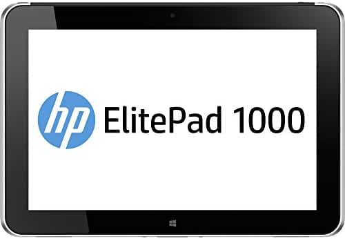 HP G5F94AW ElitePad 1000 G2 64 GB Net-tablet PC - 10.1 inch - Wireless LAN - Intel Atom Z3795 1.60 GHz - 4 GB RAM - Windows 8.1 Pro 64-bit - Slate - 1920 x 1200 Multi-touch Screen Display - Bluetooth