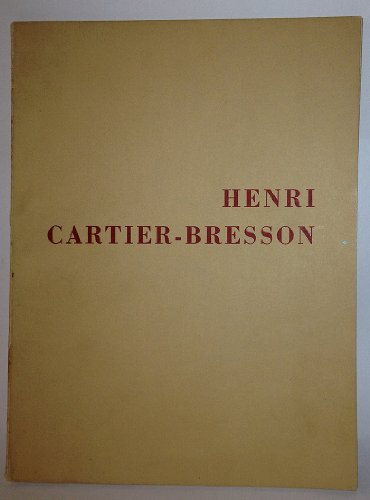Henri Cartier Bresson Ebook