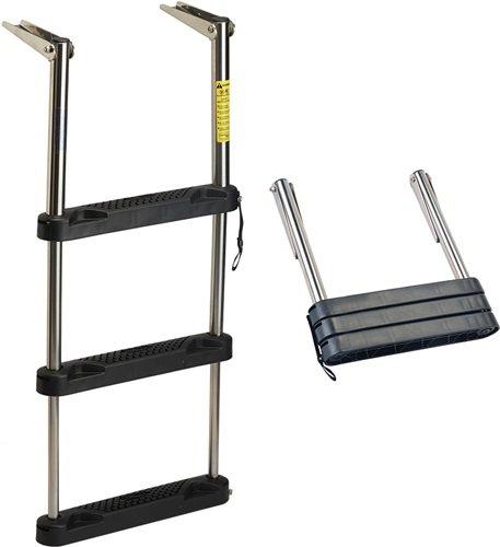 Ladder Over Platform - 9