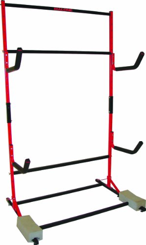 Malone Auto Racks FS 3 Kayak Storage Rack System by Malone