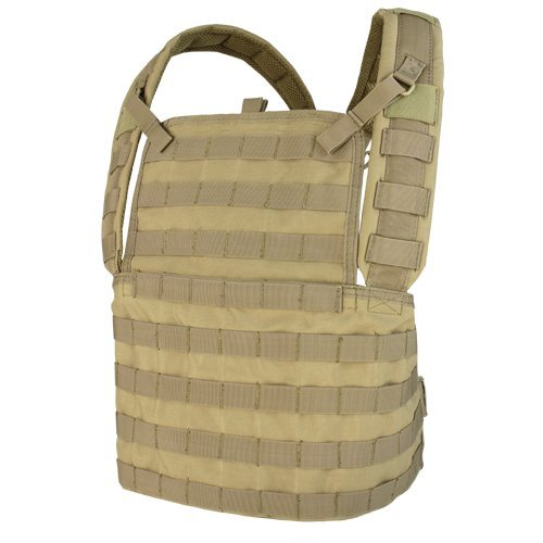 Condor Modular Chest Rig 1, Medium-Large, Tan (Condor Modular Chest Rig compare prices)