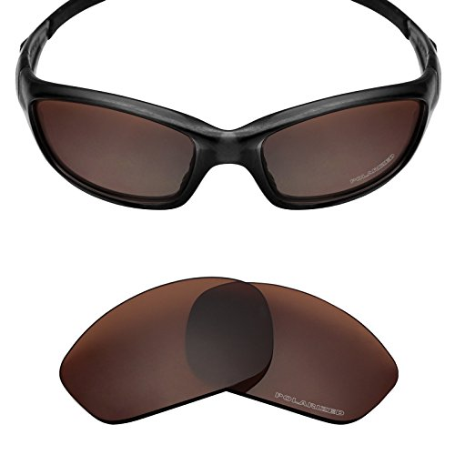 Mryok+ Polarized Replacement Lenses for Oakley Straight Jacket 2007 - Bronze - Jacket Polarized Replacement Oakley Straight Lenses