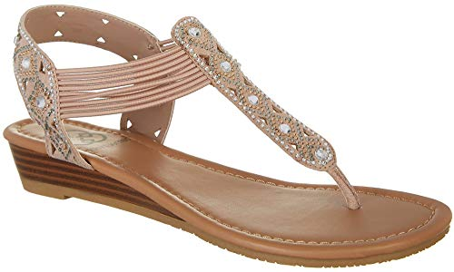 Daisy Womens Sandals - Daisy Fuentes Womens Gennie Sandals 9 Taupe