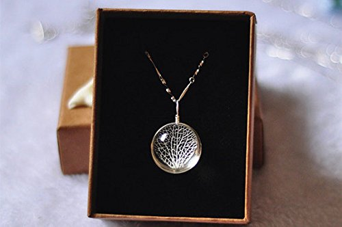- NewDreamWorld Tree Of Life Pure Silver Jewelry, Tree Of Life Pendant, Tree Of Life Necklace with 18