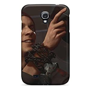 Cute Appearance Cover/tpu Delsin Rowe Case For Galaxy S4