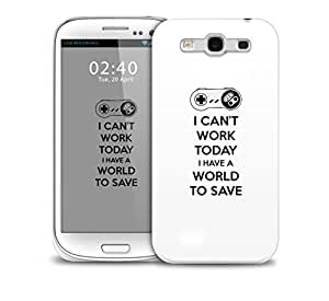 no wrok Samsung Galaxy S3 GS3 protective phone case
