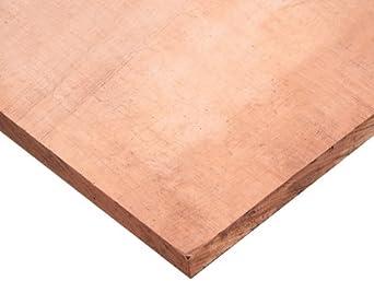 Copper 110 Sheet, ASTM B152