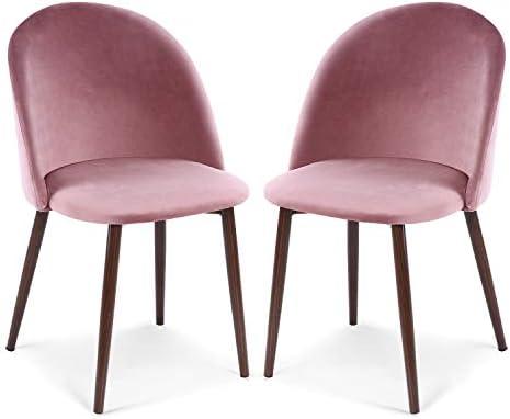 EdgeMod Sedona Velvet Dining Chair
