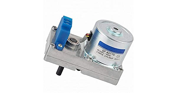 Amazon.com: YJINGRUI - Motor para hornos de partículas para ...