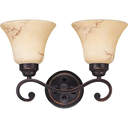 Nuvo Lighting 60/1413 Two Light Vanity, ()
