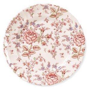 Johnson Brothers Rose Chintz Pink Dinner (Roses Chintz)