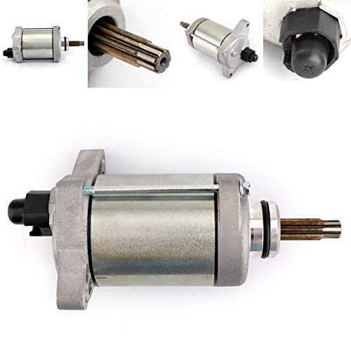 Areyourshop Electric Starter Motor for TRX420 Rancher 420 2007-2017 AT DCT 2014-2017 from Areyourshop
