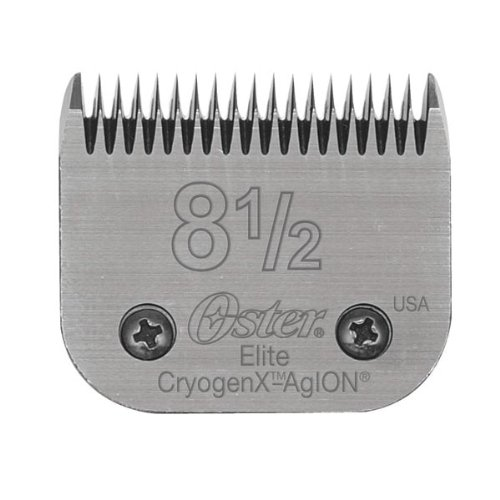 Oster Elite CryogenX Professional Animal Clipper Blade, Size # 8-1/2 by Oster
