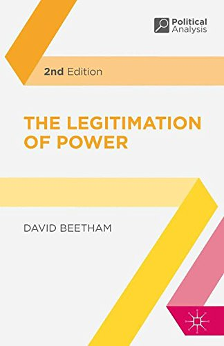 The Legitimation of Power (Political Analysis)
