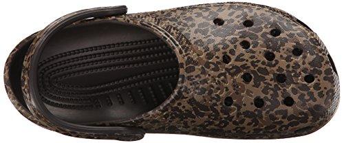 Crocs Ii Sabots Chaussures Leopard Classic Léopard wC6qnpC7xf