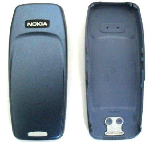 Nokia OEM 3390 Cellphone Back Cover Blue Battery Door 3310 3395 Cingular Logo 3310 3390 3395 Cell Phones