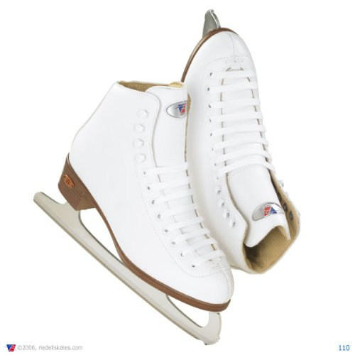 Riedell Ice Skates 110 RS Womens - Size