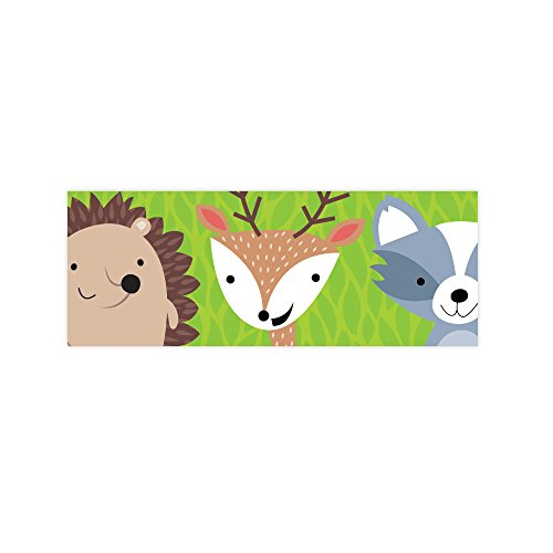 Creative Teaching Press Woodland Friends Border (8384)