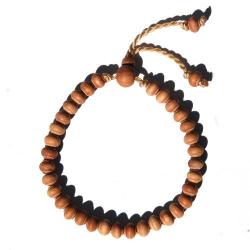 Hand made Adjustable Exotic Sandalwood Bracelet