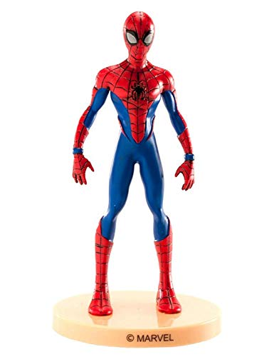 DEKORA Marvel Spiderman Figure Cake Topper