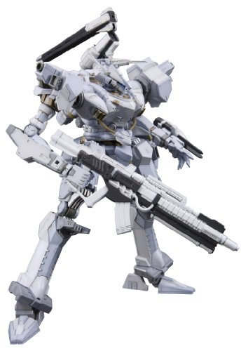 a Armored Core 4: White Glint Fine Scale Model Kit ()