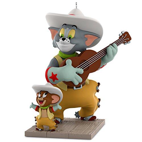 (Hallmark Keepsake 2017 Tom and Jerry Texas Tom Christmas)