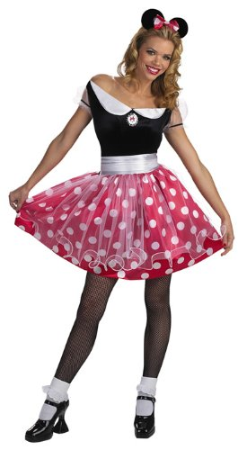 Minnie Mouse Adult Costume