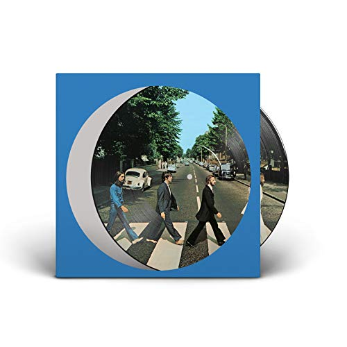 Abbey Road Anniversary (Picture Disc) [Disco de Vinil]