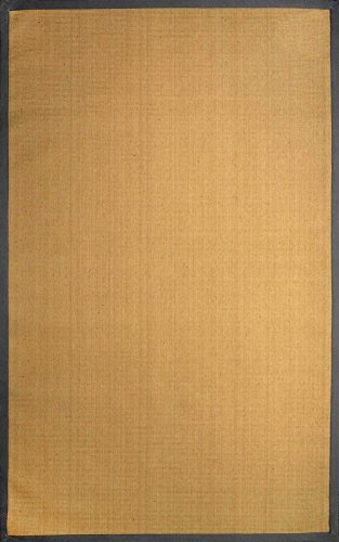 [NuLoom Bamboo Rectangle Area Rug 9'x12' Light Grey Laurel Collection] (Rectangular Bamboo Area Rugs)